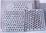 Perforated Aluminium Foam Panels 1mm~200mm Thickness Custom Perforated Hole Dia