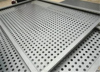 2.5mm Hole Diameter Perforated Aluminum Panels , 5052 Aluminum Mesh Sheet