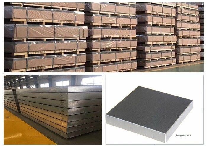A7n01 T6 Aluminum Alloy Plate For High Train / Coal Transportation Vehicle