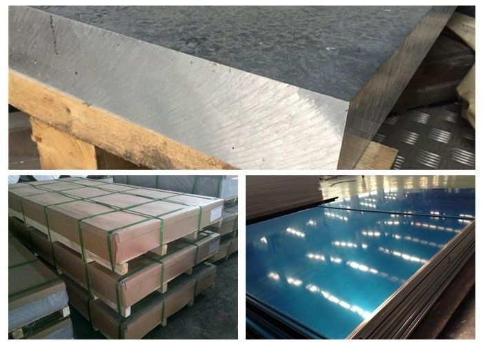 5086 Marine Grade Aluminum Plate H111 For Ship Side Deck Good Weldability