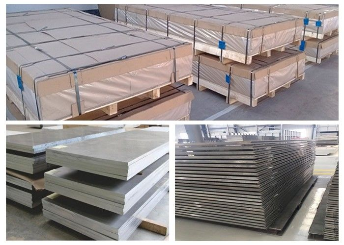 High Moderate Toughness 7075 Aluminum Sheet , 7075 Aircraft Grade Aluminum Plate