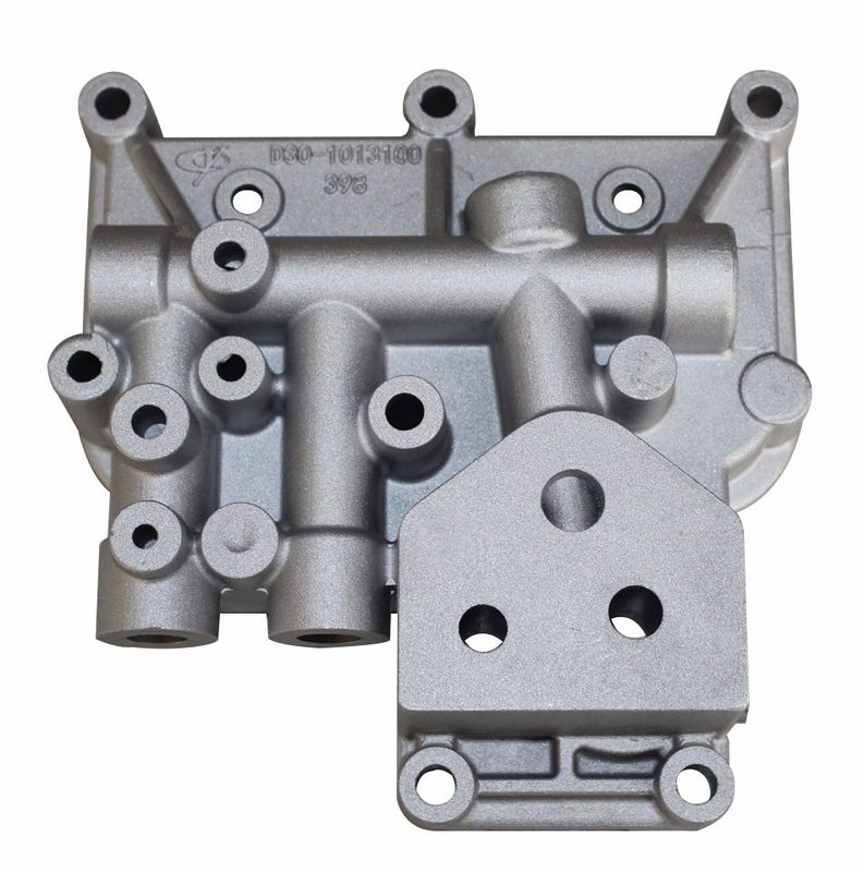 Durable CNC Machine Parts Aluminum Die Casting Foundry Alloy Foundry 6061 6063 6066 6082